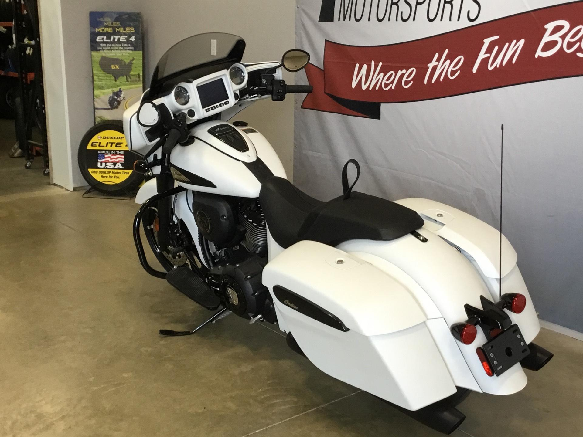 2019 Indian Chieftain Dark Horse® ABS in O Fallon, Illinois - Photo 3