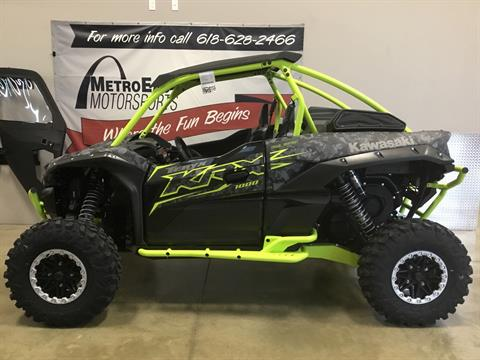 2021 Kawasaki Teryx KRX 1000 Trail Edition in O Fallon, Illinois - Photo 1