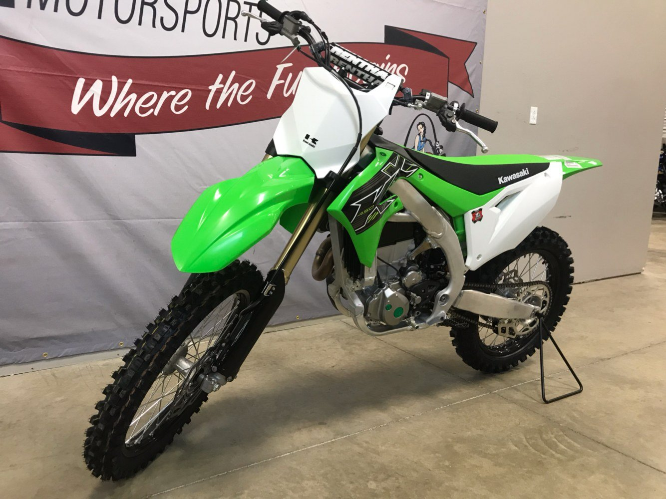 2019 Kawasaki KX 450 in O Fallon, Illinois - Photo 3