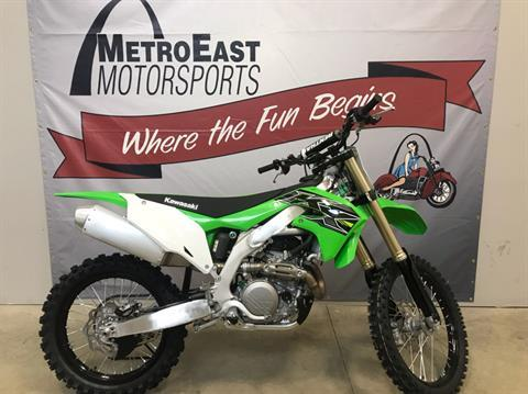 2019 Kawasaki KX 450 in O Fallon, Illinois - Photo 4