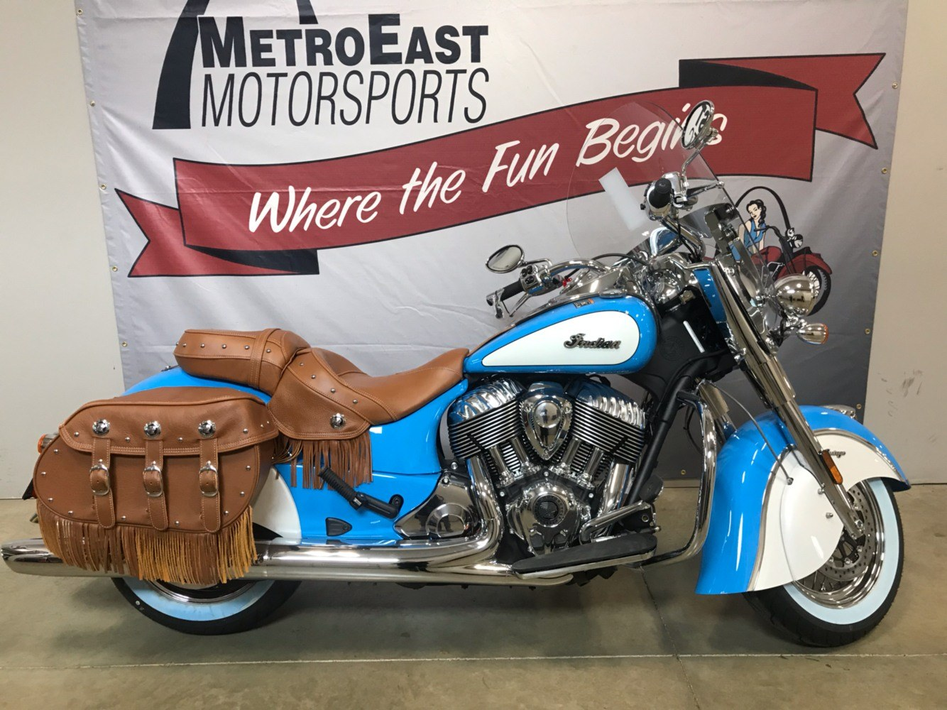 2018 Indian Chief Vintage ABS 4