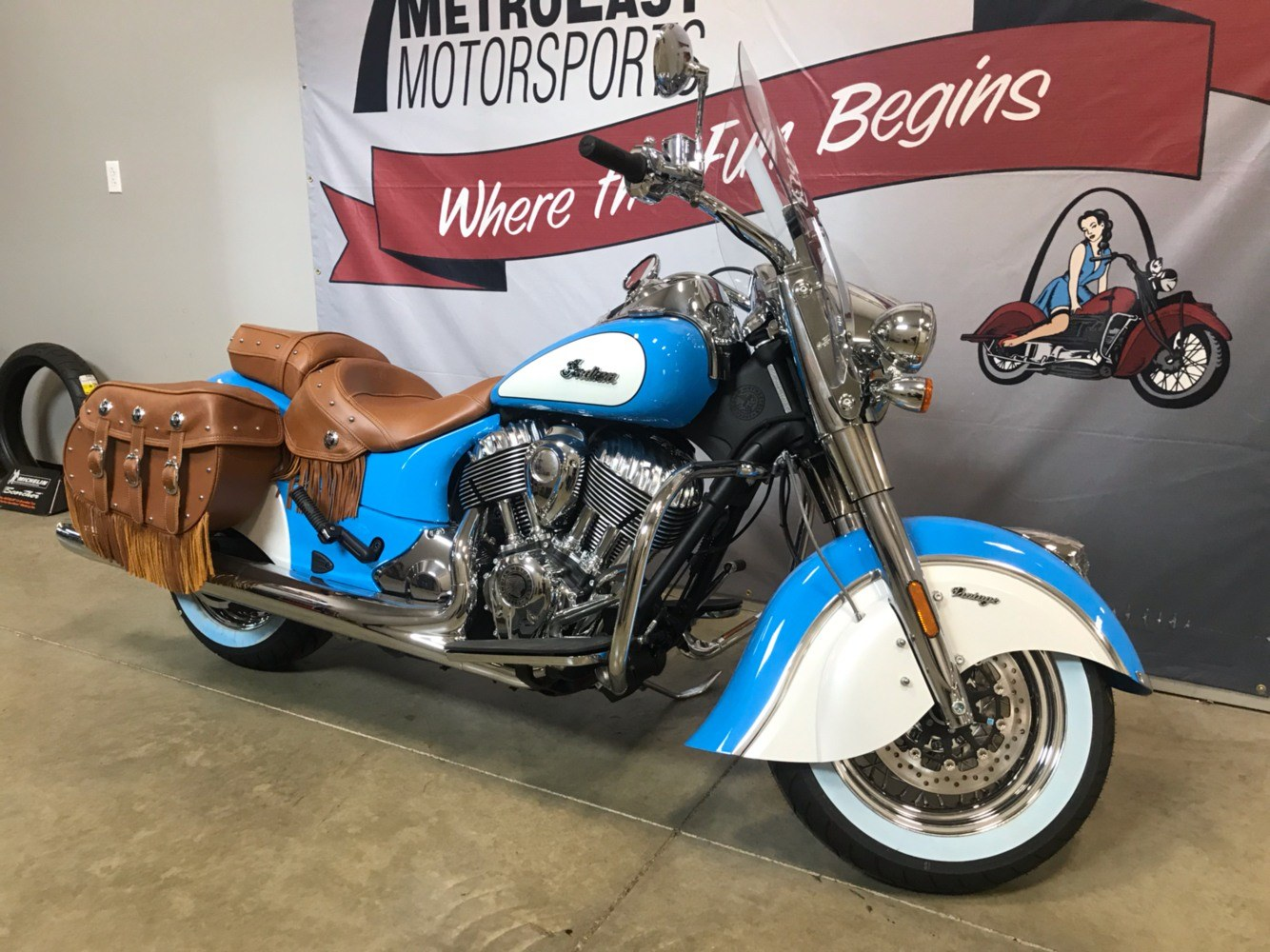 2018 Indian Chief Vintage ABS 5