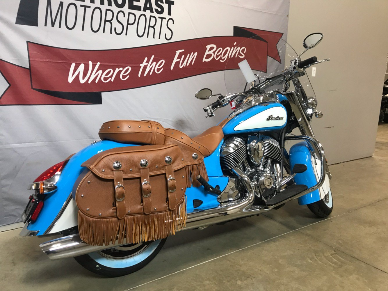 2018 Indian Chief® Vintage ABS in O Fallon, Illinois