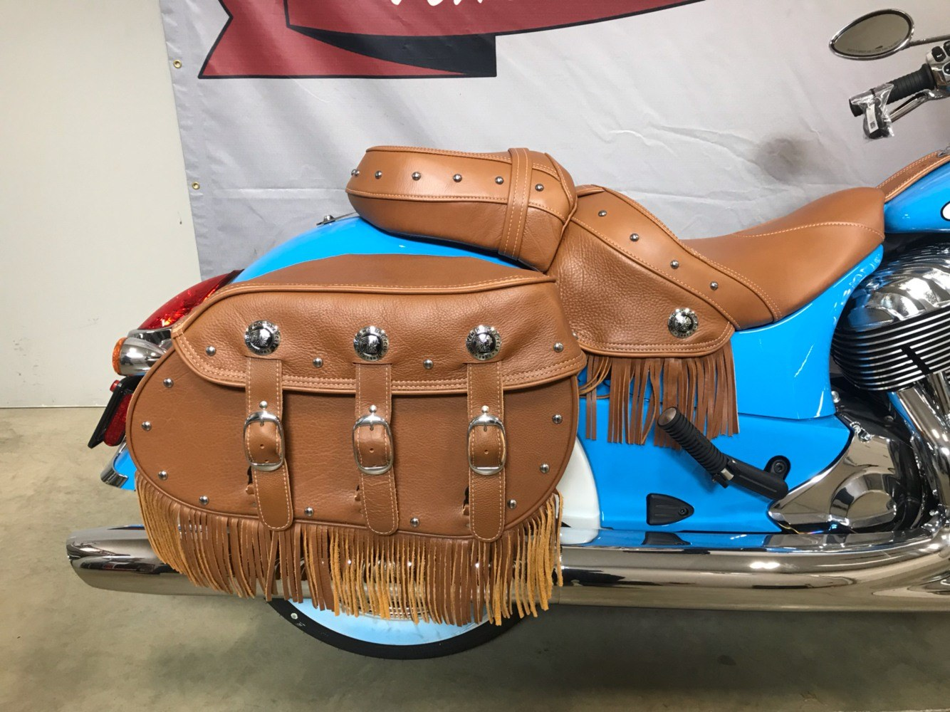 2018 Indian Chief Vintage ABS 7