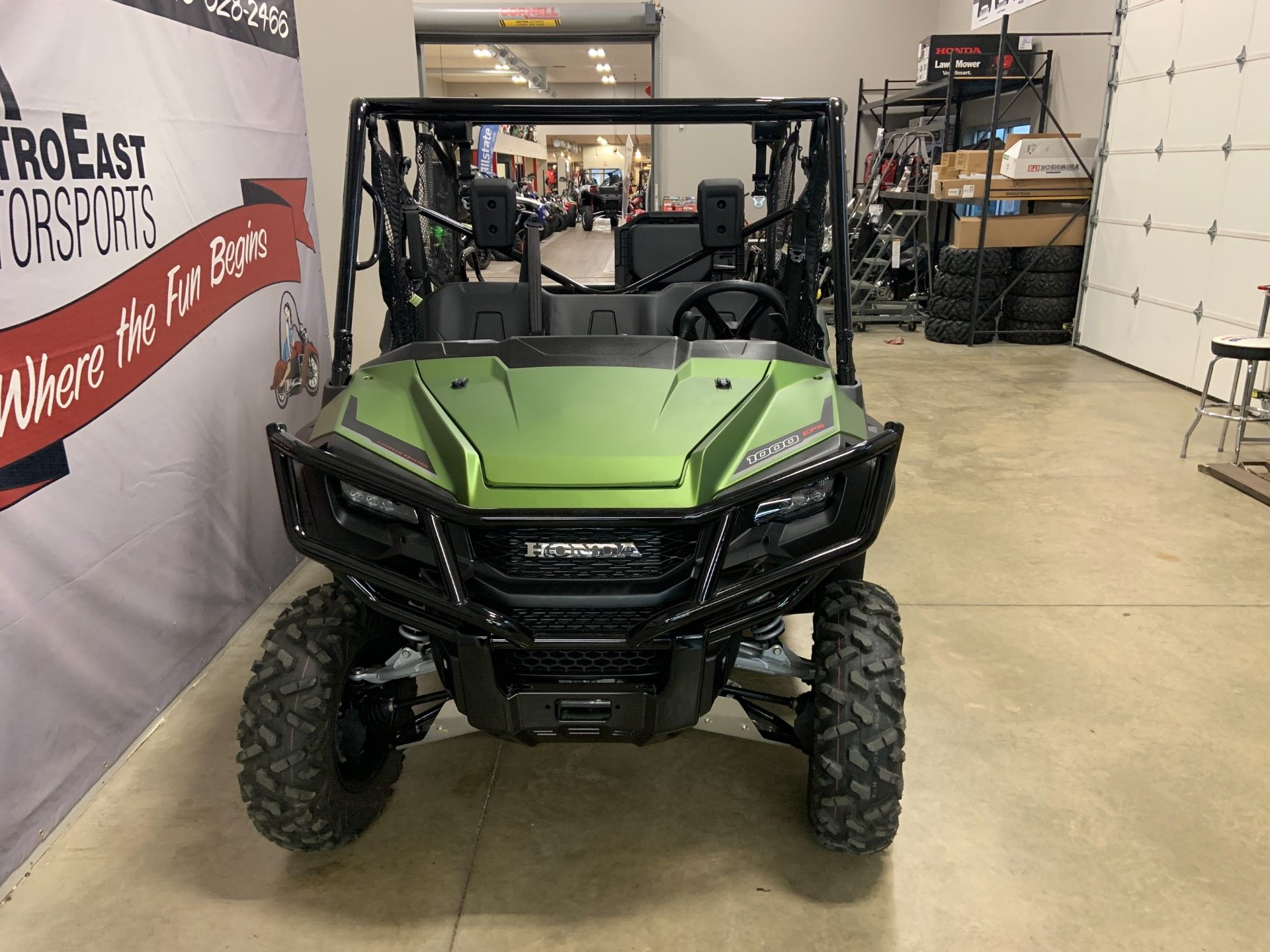 2020 Honda Pioneer 1000-5 LE in O Fallon, Illinois - Photo 3