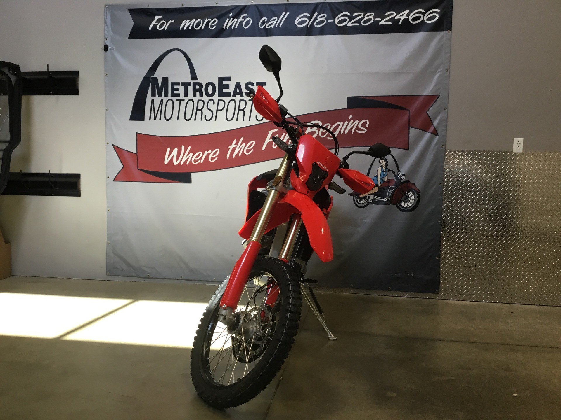 2021 Honda CRF450RL in O Fallon, Illinois - Photo 3