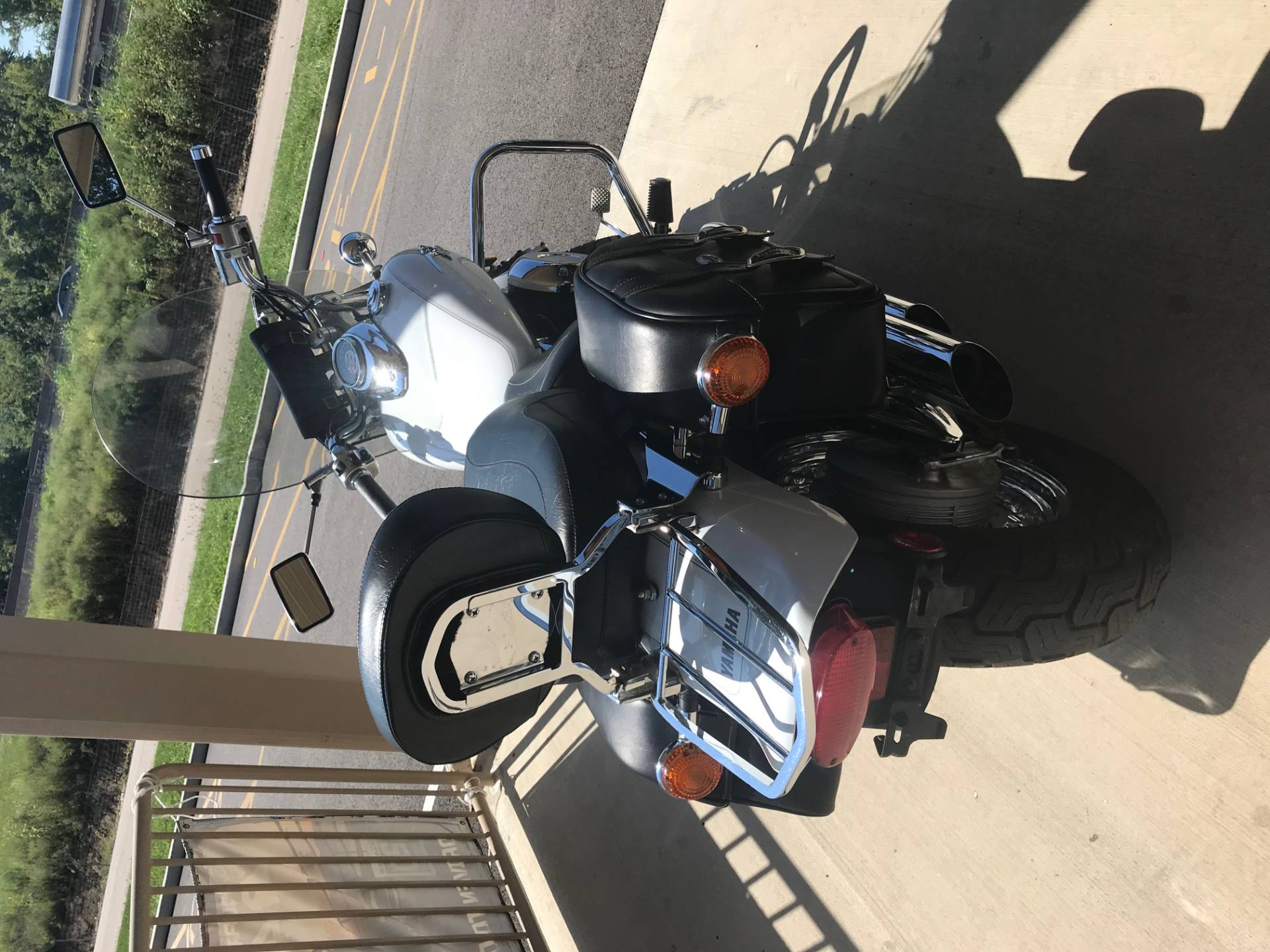 2004 Yamaha V Star 650 in O Fallon, Illinois