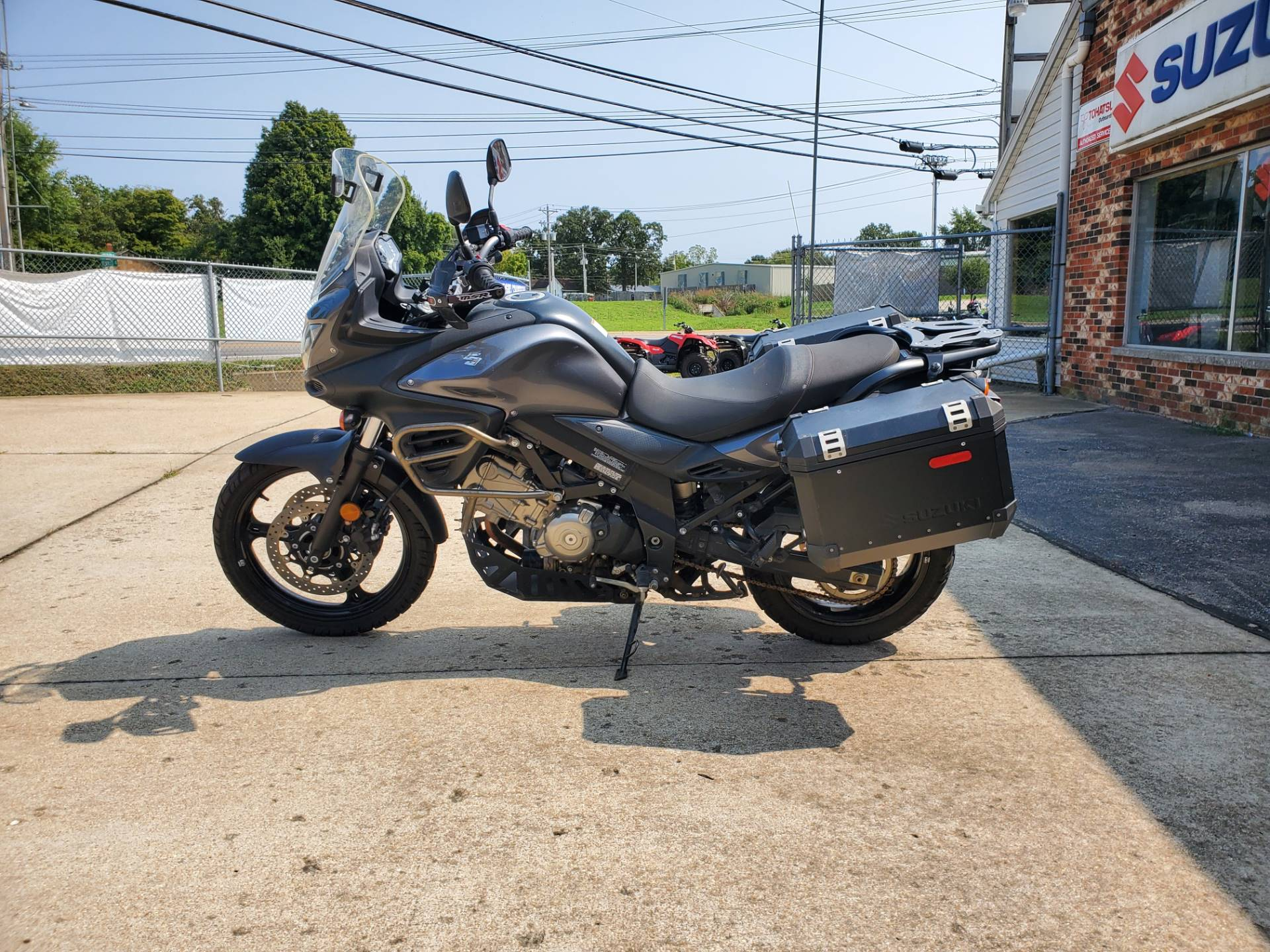 2014 Suzuki V-Strom 650 ABS Adventure in Lebanon, Missouri - Photo 1