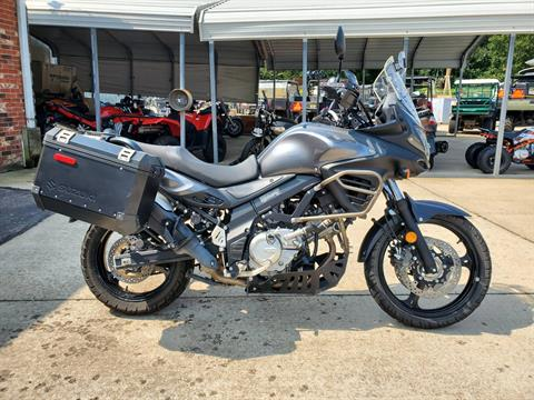 2014 Suzuki V-Strom 650 ABS Adventure in Lebanon, Missouri - Photo 3