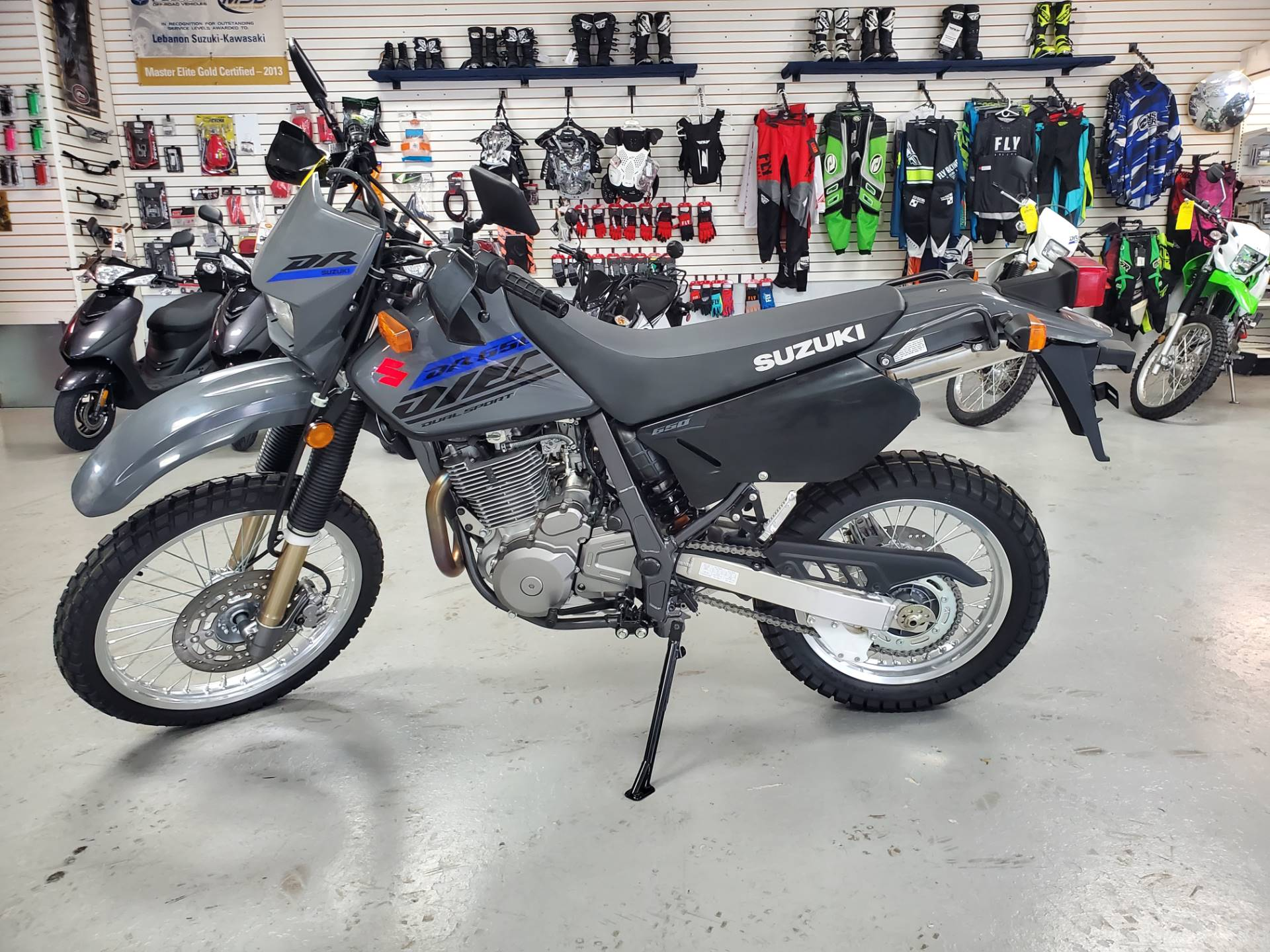 2020 Suzuki DR650S in Lebanon, Missouri - Photo 1
