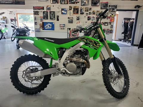 2021 Kawasaki KX 450 in Lebanon, Missouri - Photo 3