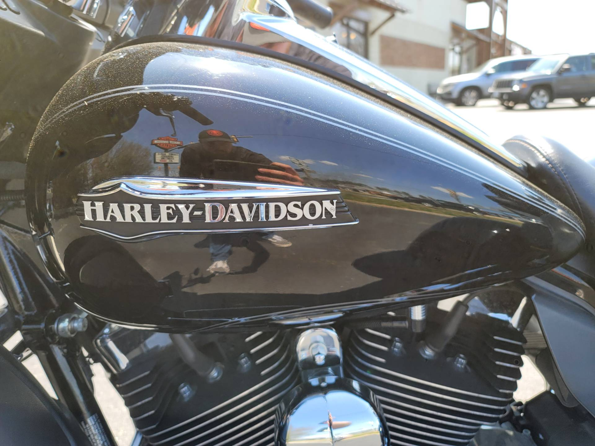 2014 Harley-Davidson Tri Glide® Ultra in Lynchburg, Virginia - Photo 12