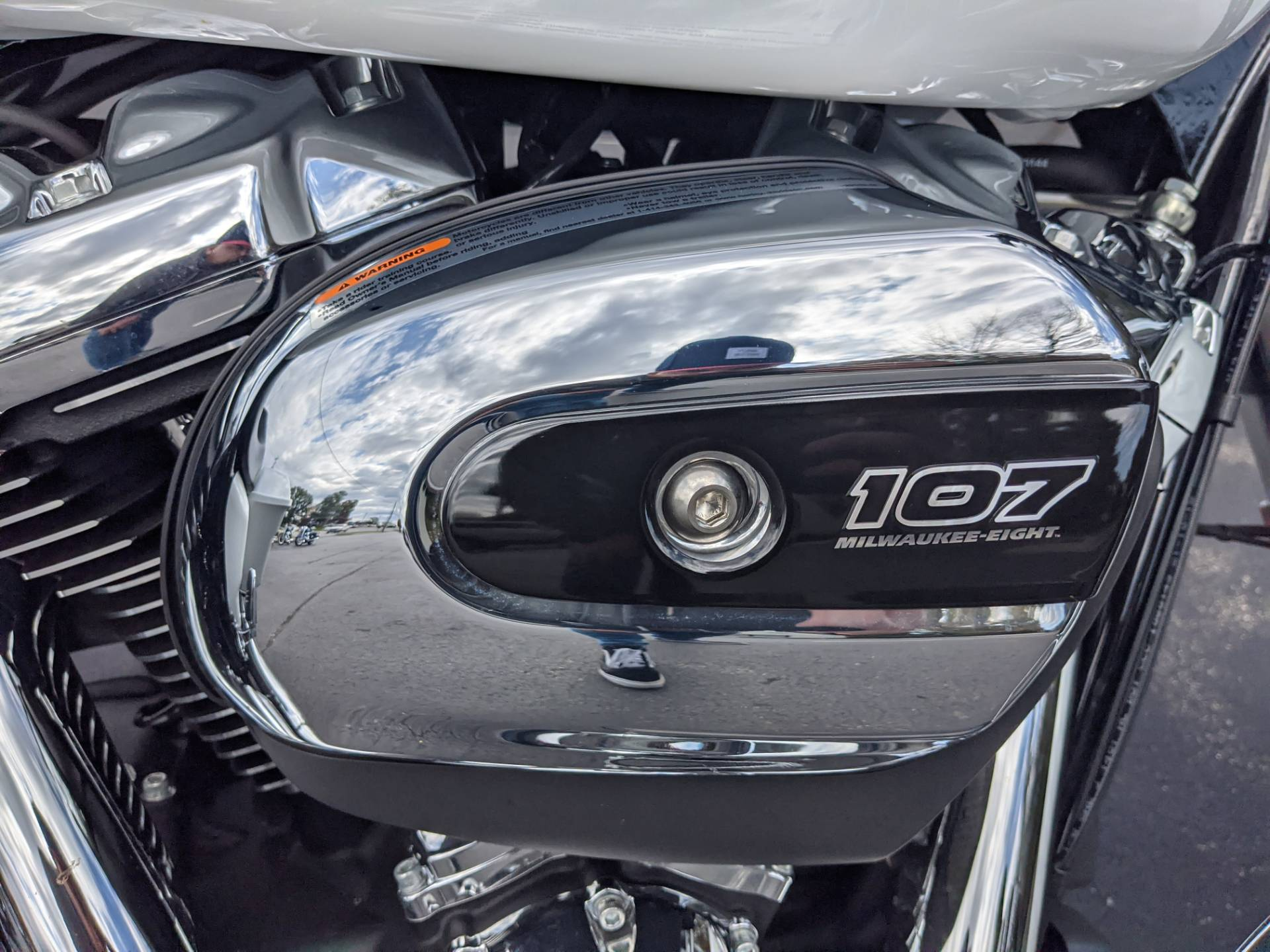 2017 Harley-Davidson Street Glide® Special in Lynchburg, Virginia - Photo 16