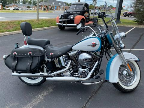2016 Harley-Davidson Heritage Softail® Classic in Lynchburg, Virginia - Photo 8