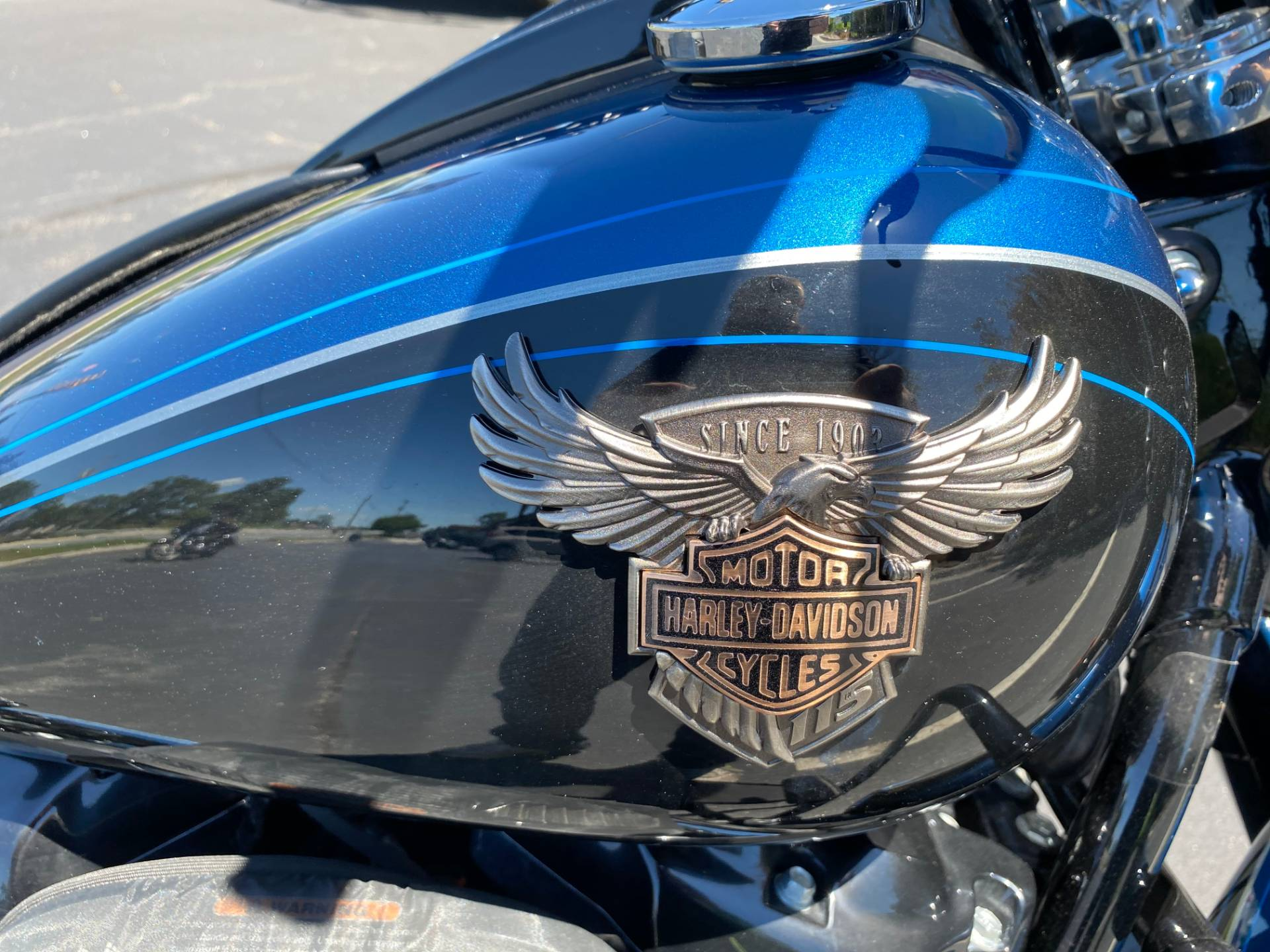 2018 Harley-Davidson 115th Anniversary Heritage Classic 114 in Lynchburg, Virginia - Photo 35
