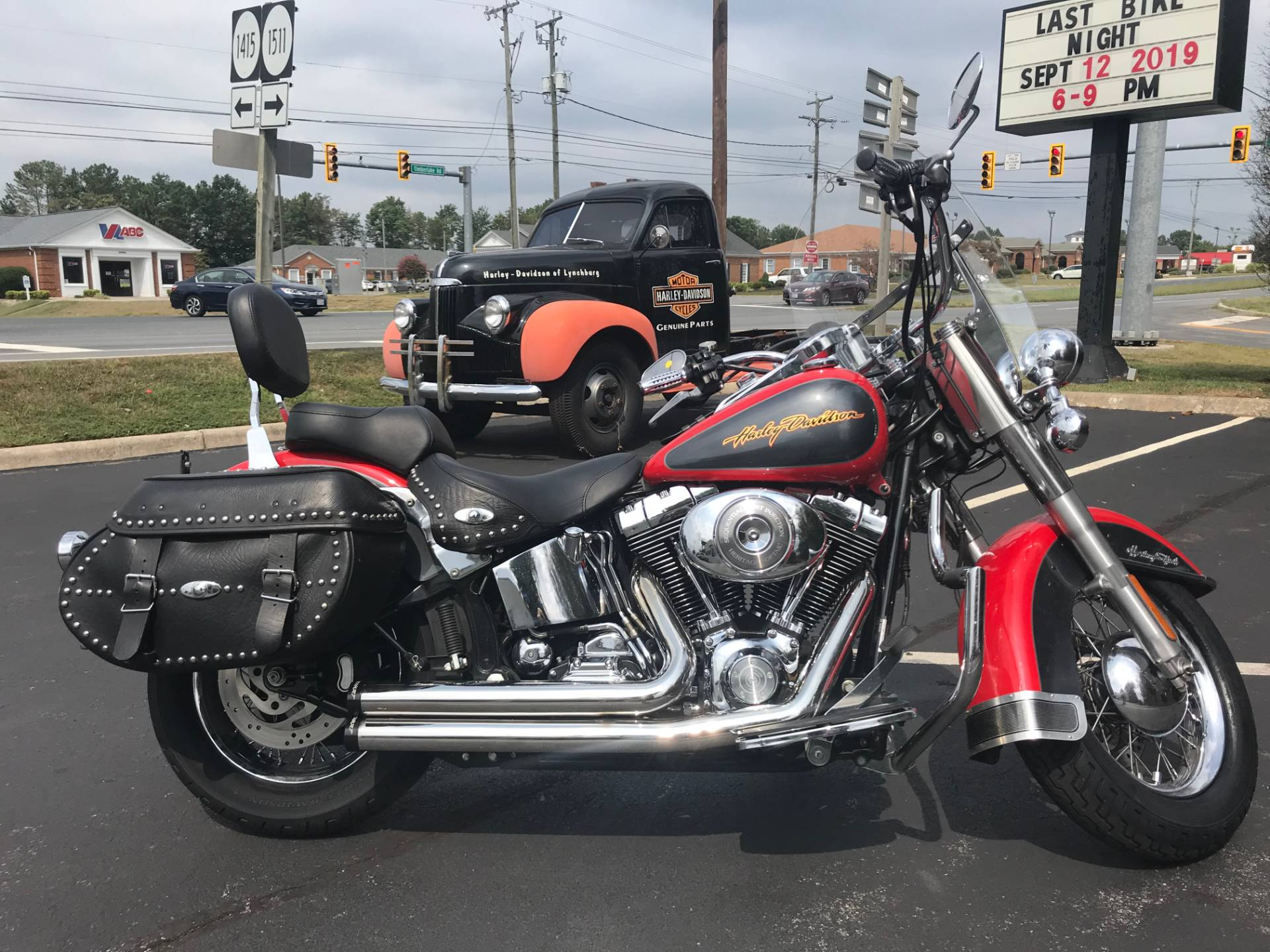 2006 Harley-Davidson Heritage Softail® Classic in Lynchburg, Virginia - Photo 1