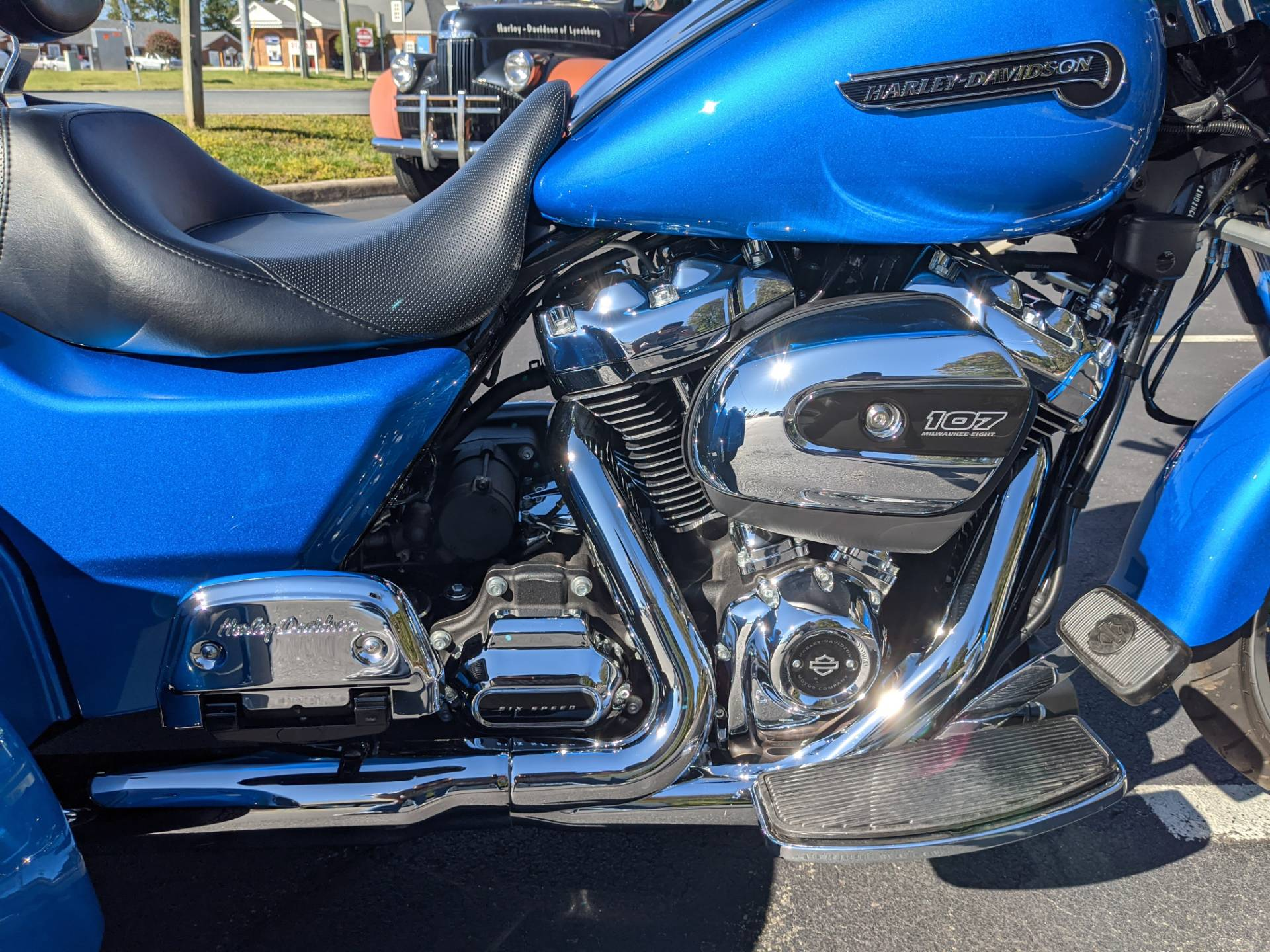 2018 Harley-Davidson Freewheeler® in Lynchburg, Virginia - Photo 14