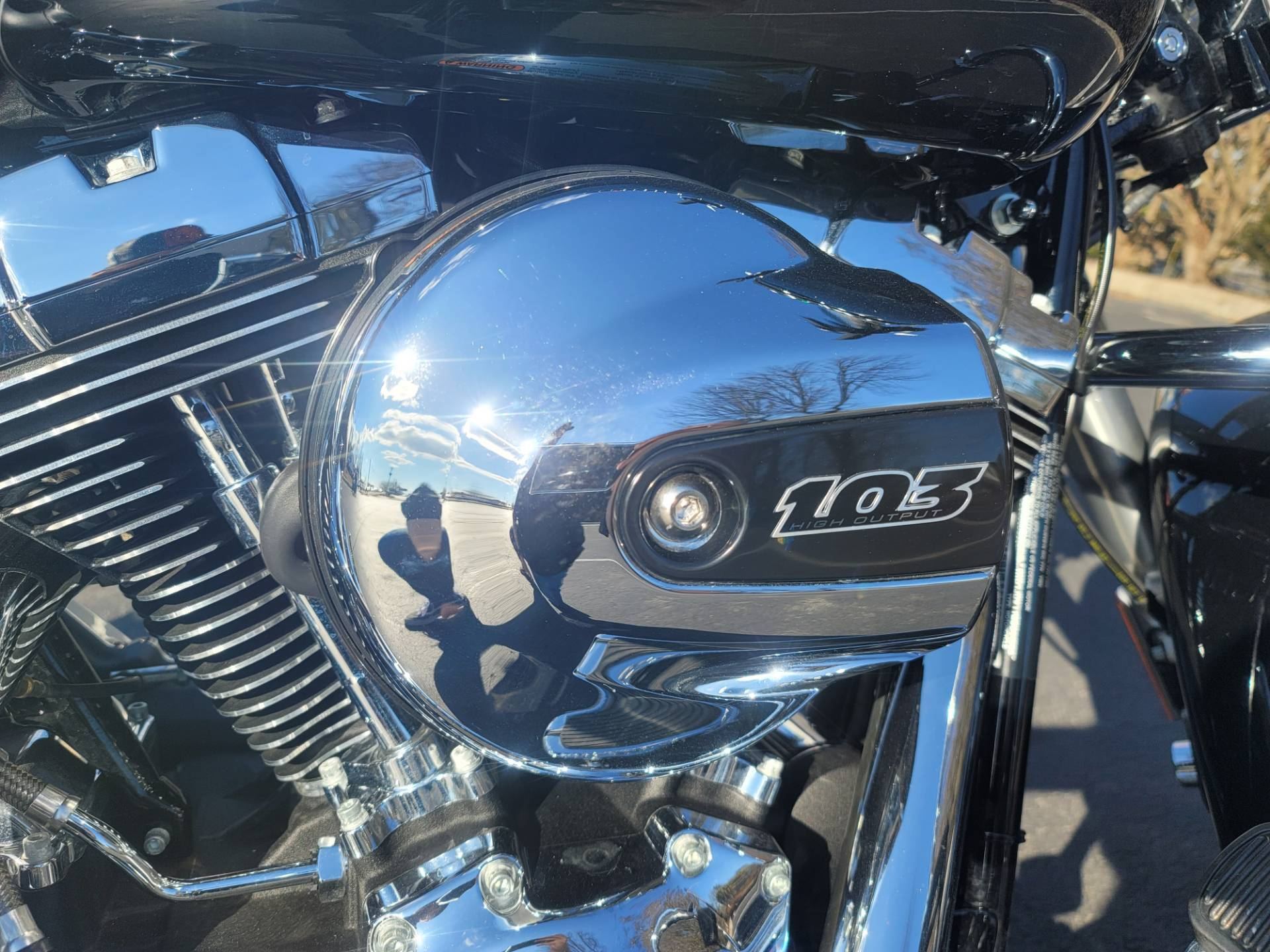 2016 Harley-Davidson Softail® Deluxe in Lynchburg, Virginia - Photo 22