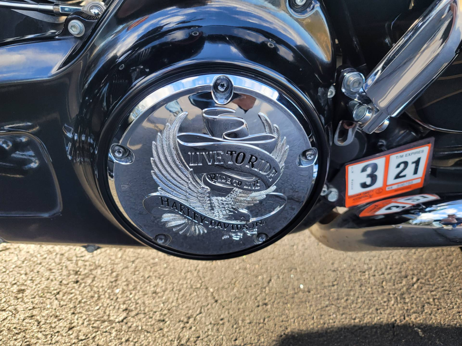 2015 Harley-Davidson CVO™ Street Glide® in Lynchburg, Virginia - Photo 12