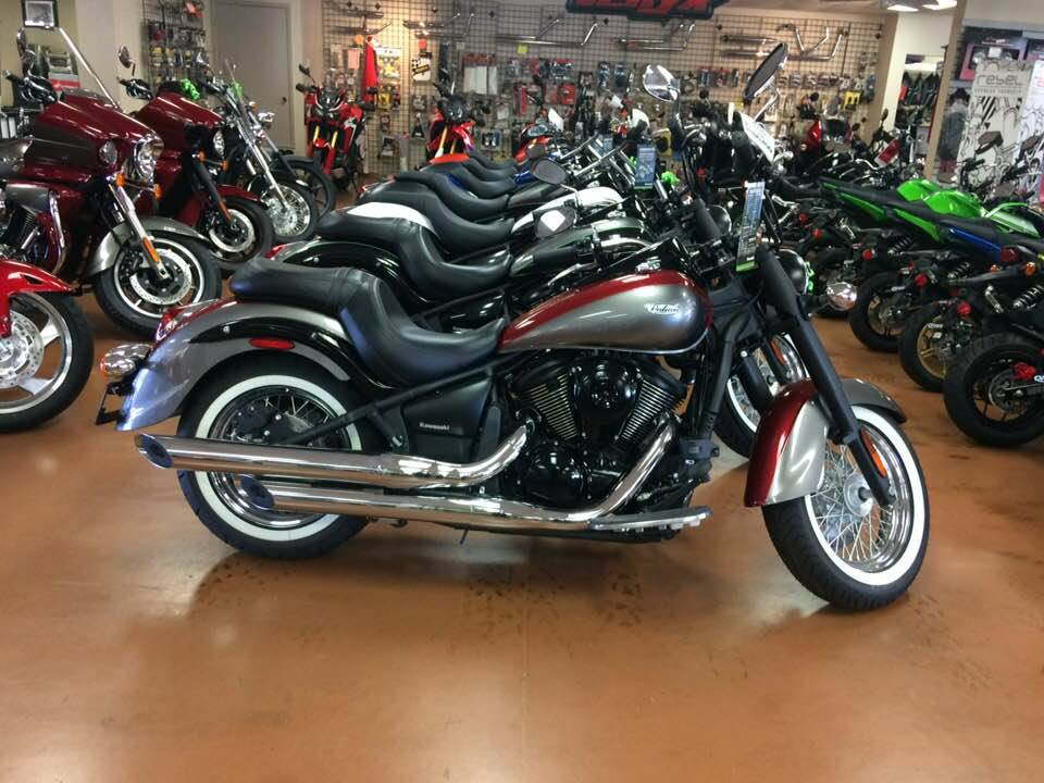 New 2016 Kawasaki VULCAN 900 CLASSIC Motorcycles in Arlington, TX