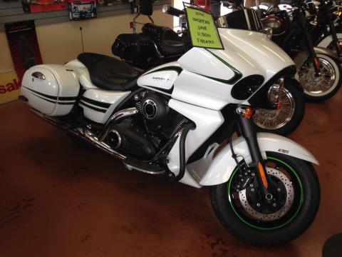 2016 Kawasaki Vulcan 1700 Vaquero ABS in Arlington, Texas