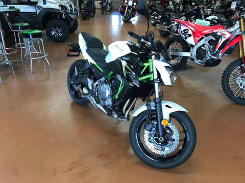 2017 Kawasaki Z650 in Arlington, Texas - Photo 1