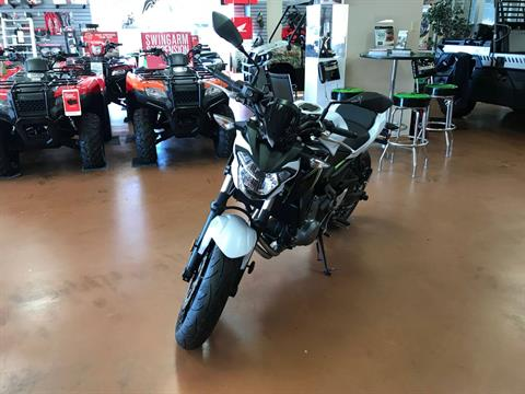 2017 Kawasaki Z650 in Arlington, Texas - Photo 2