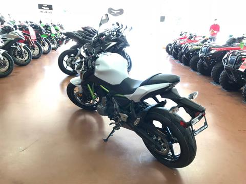 2017 Kawasaki Z650 in Arlington, Texas - Photo 4