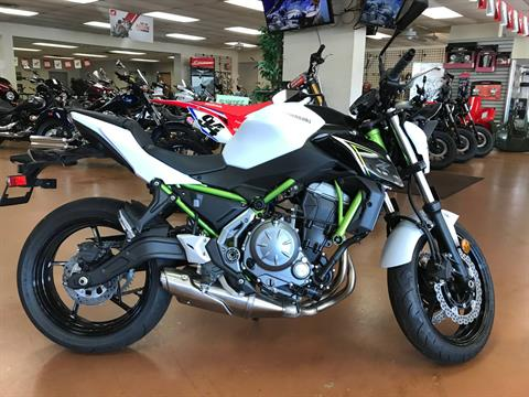 2017 Kawasaki Z650 in Arlington, Texas - Photo 7