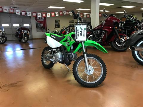 2017 Kawasaki KLX110 in Arlington, Texas