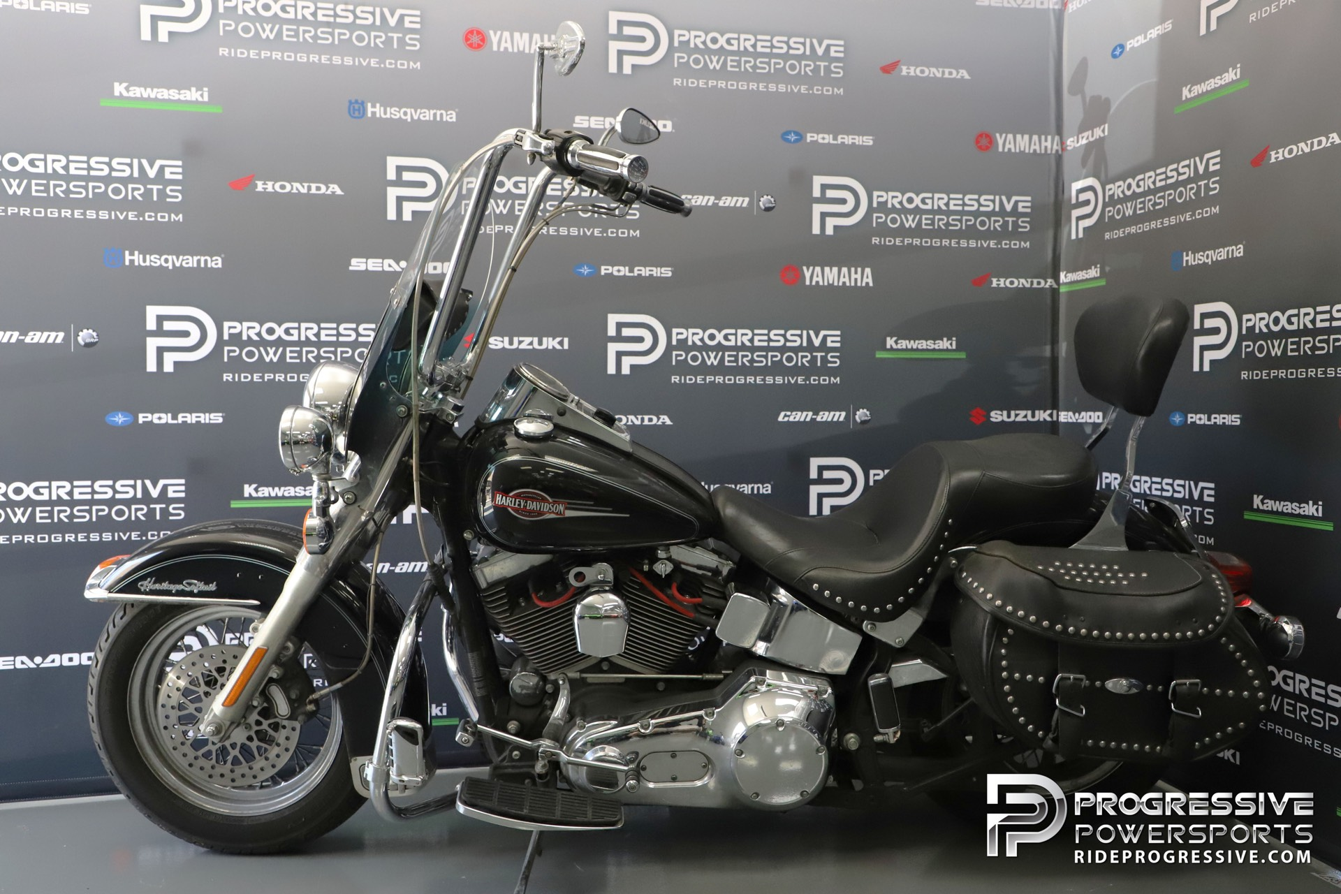 2005 Harley-Davidson HERITAGE SOFTAIL CLASSIC in Arlington, Texas - Photo 16