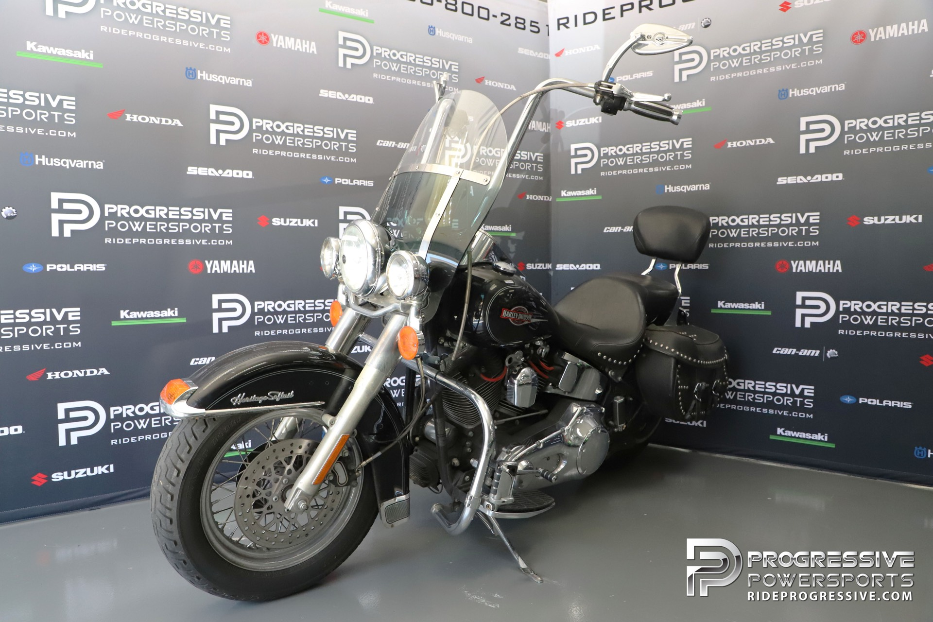 2005 Harley-Davidson HERITAGE SOFTAIL CLASSIC in Arlington, Texas - Photo 17