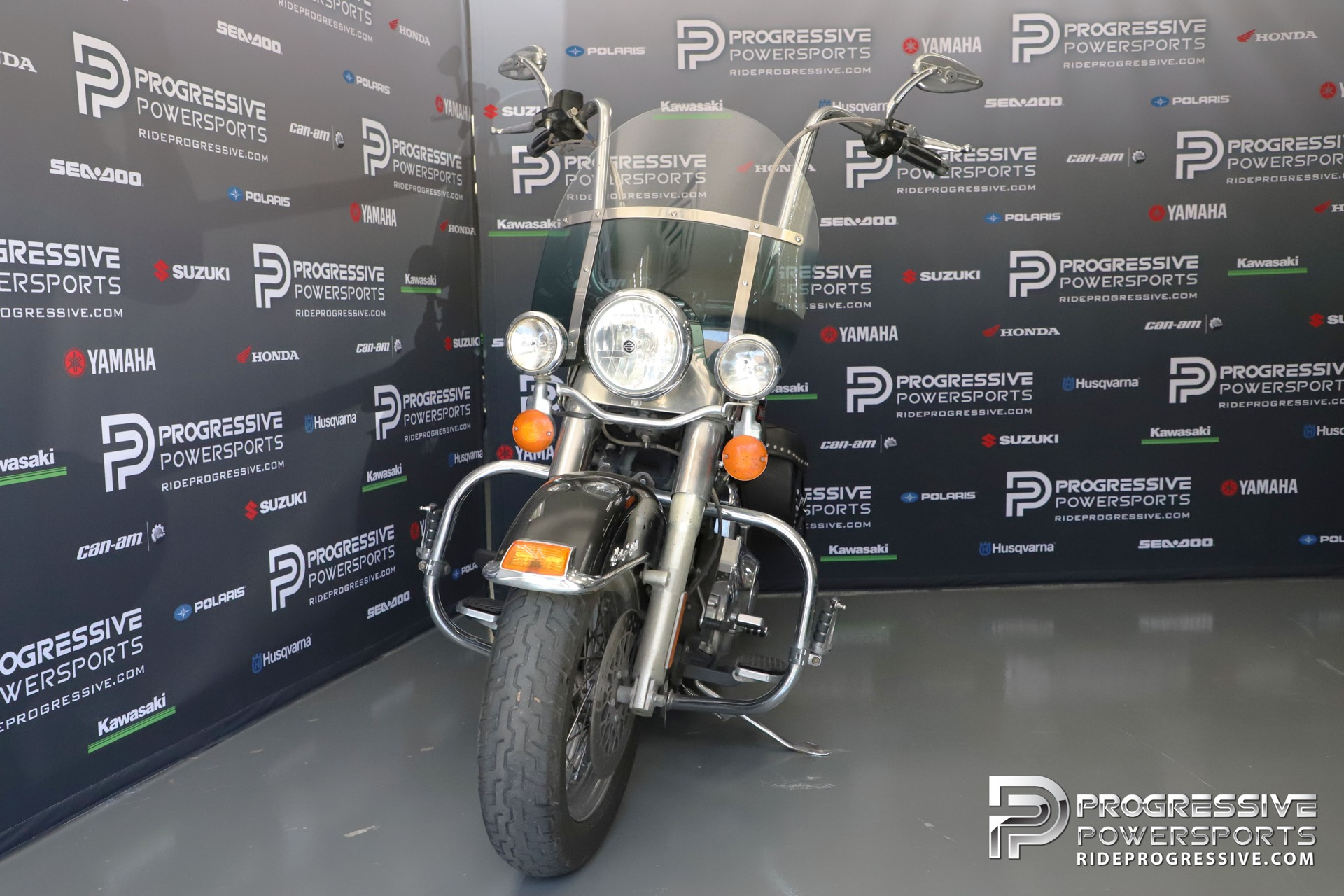 2005 Harley-Davidson HERITAGE SOFTAIL CLASSIC in Arlington, Texas - Photo 10