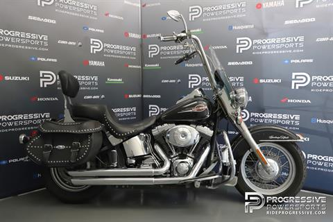2005 Harley-Davidson HERITAGE SOFTAIL CLASSIC in Arlington, Texas - Photo 12