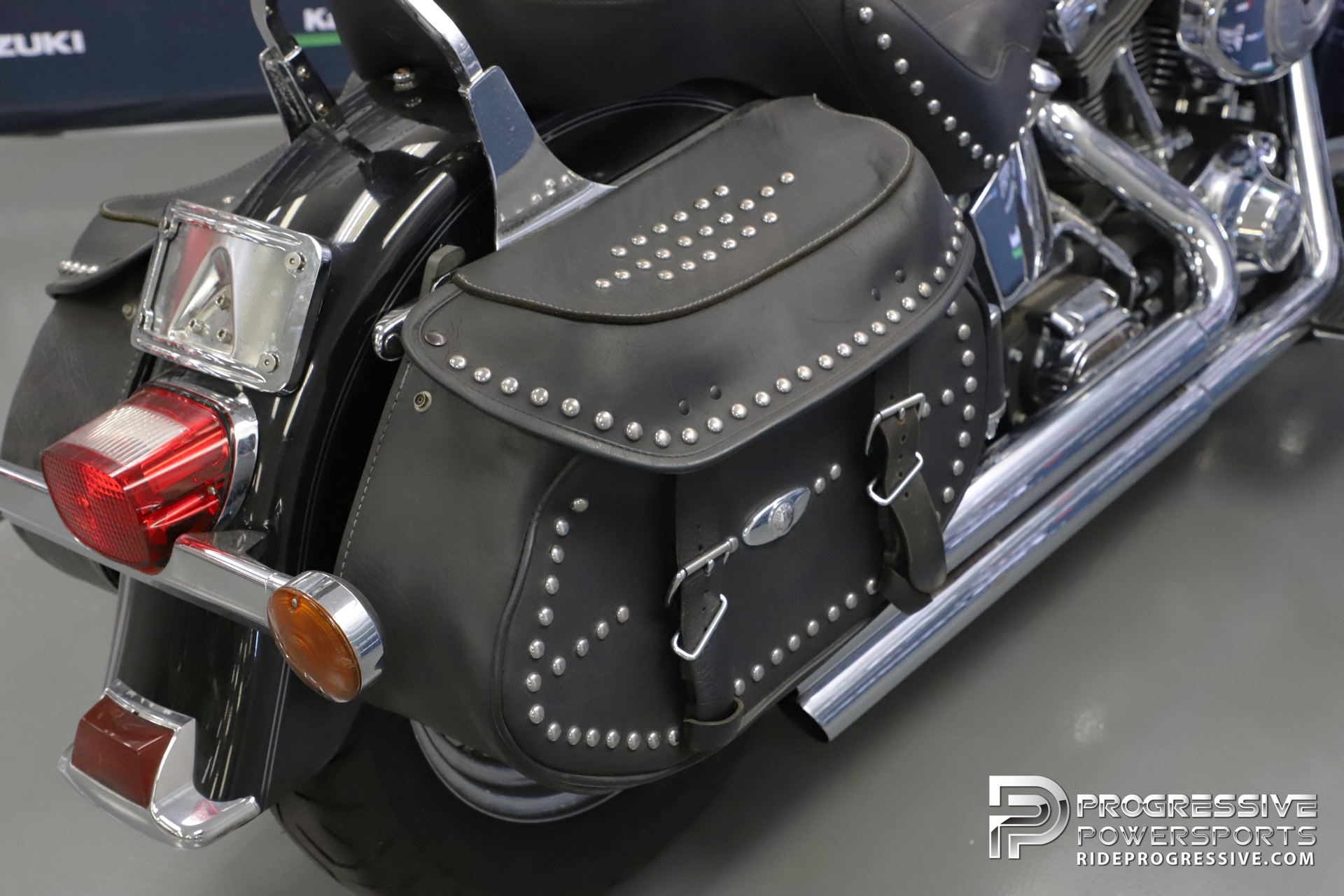 2005 Harley-Davidson HERITAGE SOFTAIL CLASSIC in Arlington, Texas - Photo 9