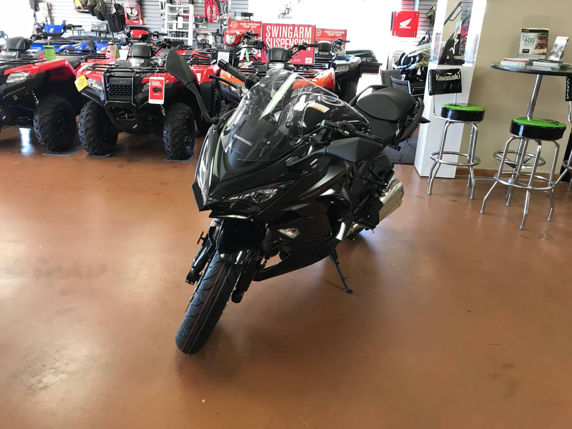 2019 Kawasaki NINJA 1000 ABS in Arlington, Texas - Photo 2
