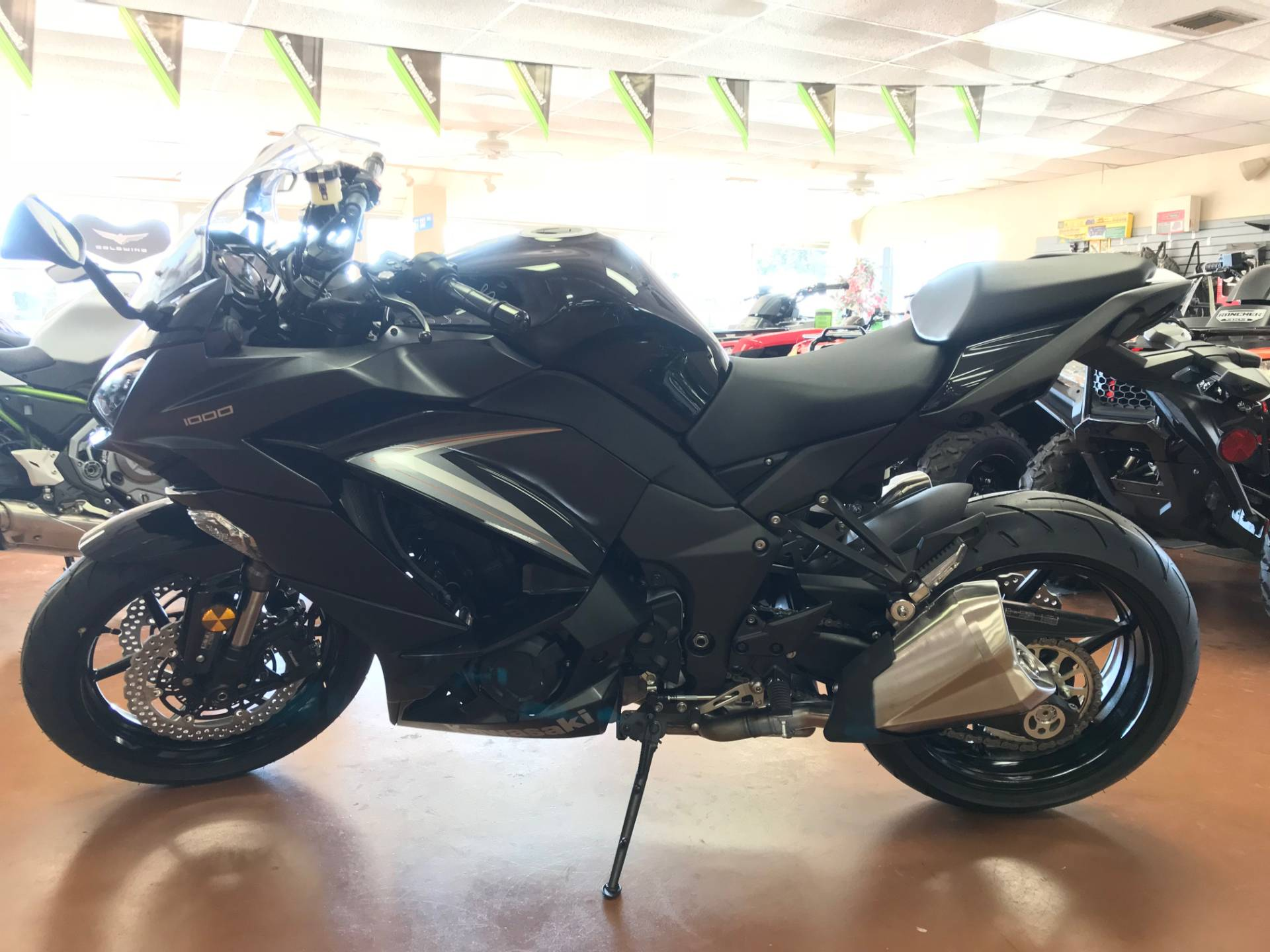 2019 Kawasaki NINJA 1000 ABS in Arlington, Texas - Photo 3