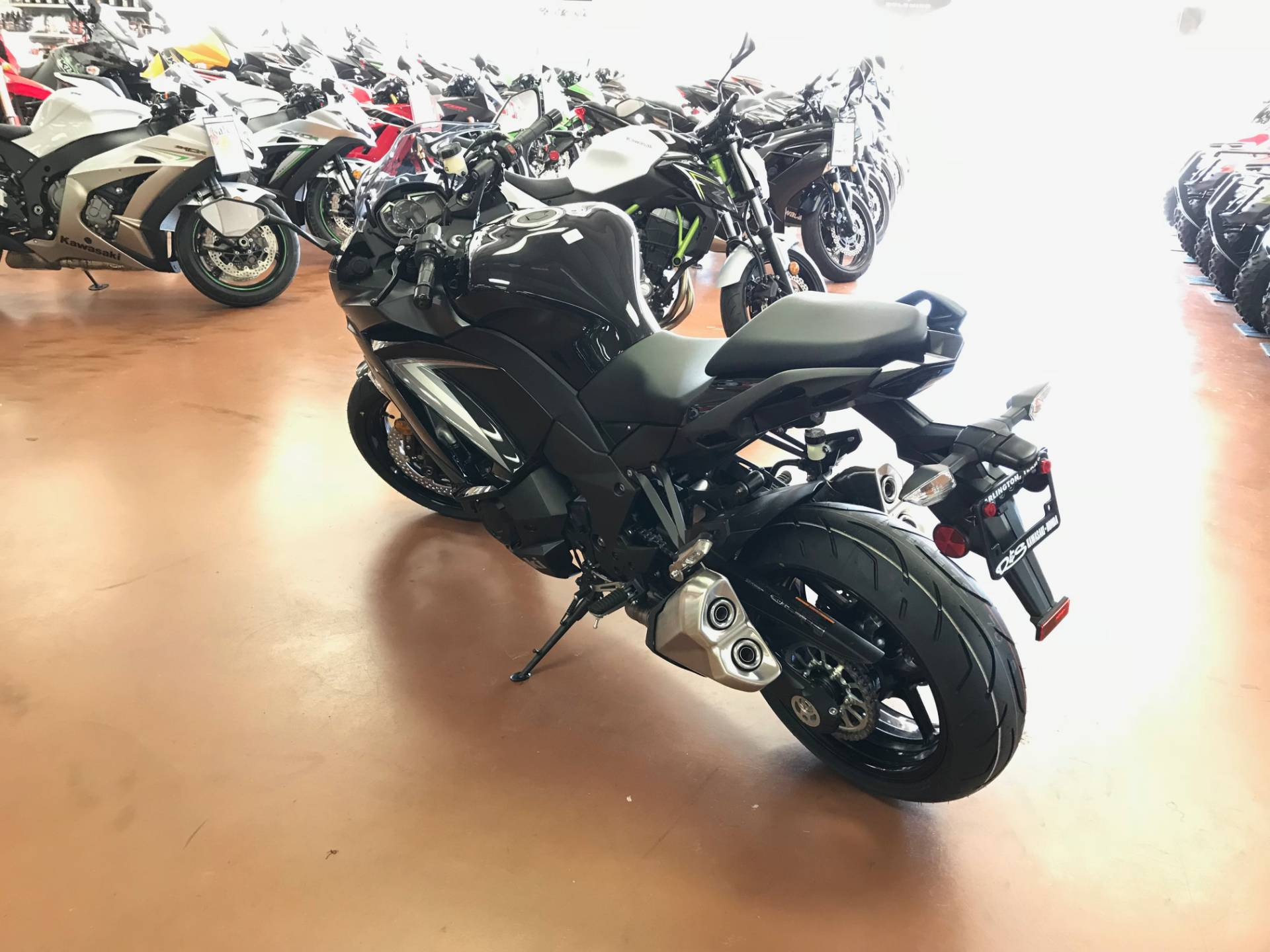 2019 Kawasaki NINJA 1000 ABS in Arlington, Texas - Photo 4