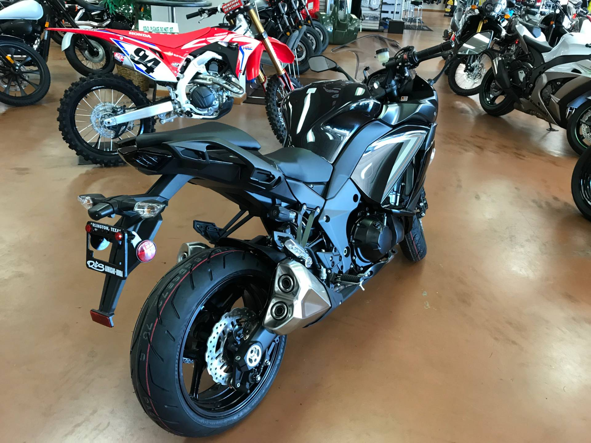 2019 Kawasaki NINJA 1000 ABS in Arlington, Texas - Photo 6