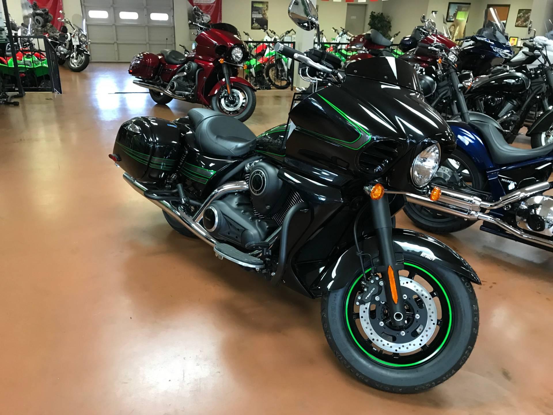 2018 Kawasaki Vulcan 1700 Vaquero ABS in Arlington, Texas