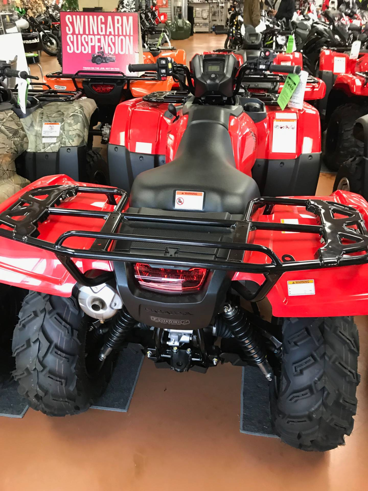 2018 Honda TRX500 in Arlington, Texas - Photo 3