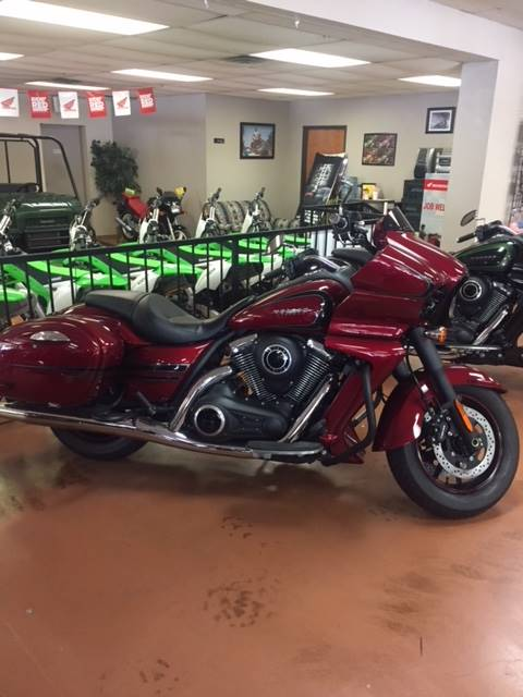 2017 Kawasaki Vulcan 1700 Vaquero ABS in Arlington, Texas