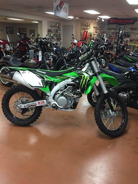 2017 Kawasaki KX450F in Arlington, Texas