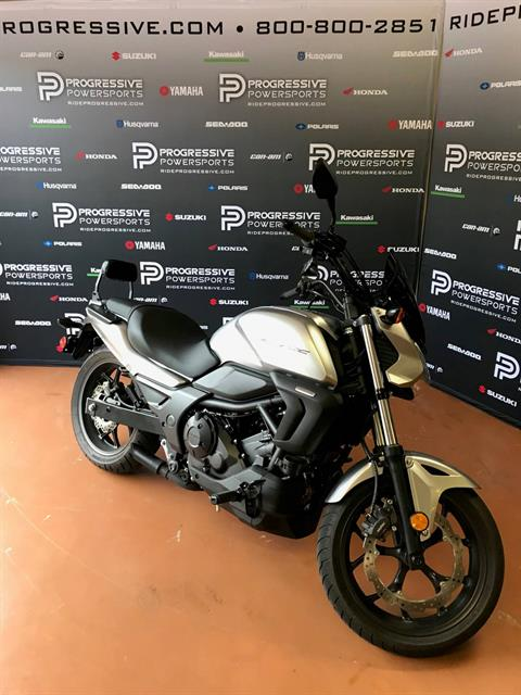 2015 Honda CTX700 in Arlington, Texas - Photo 1