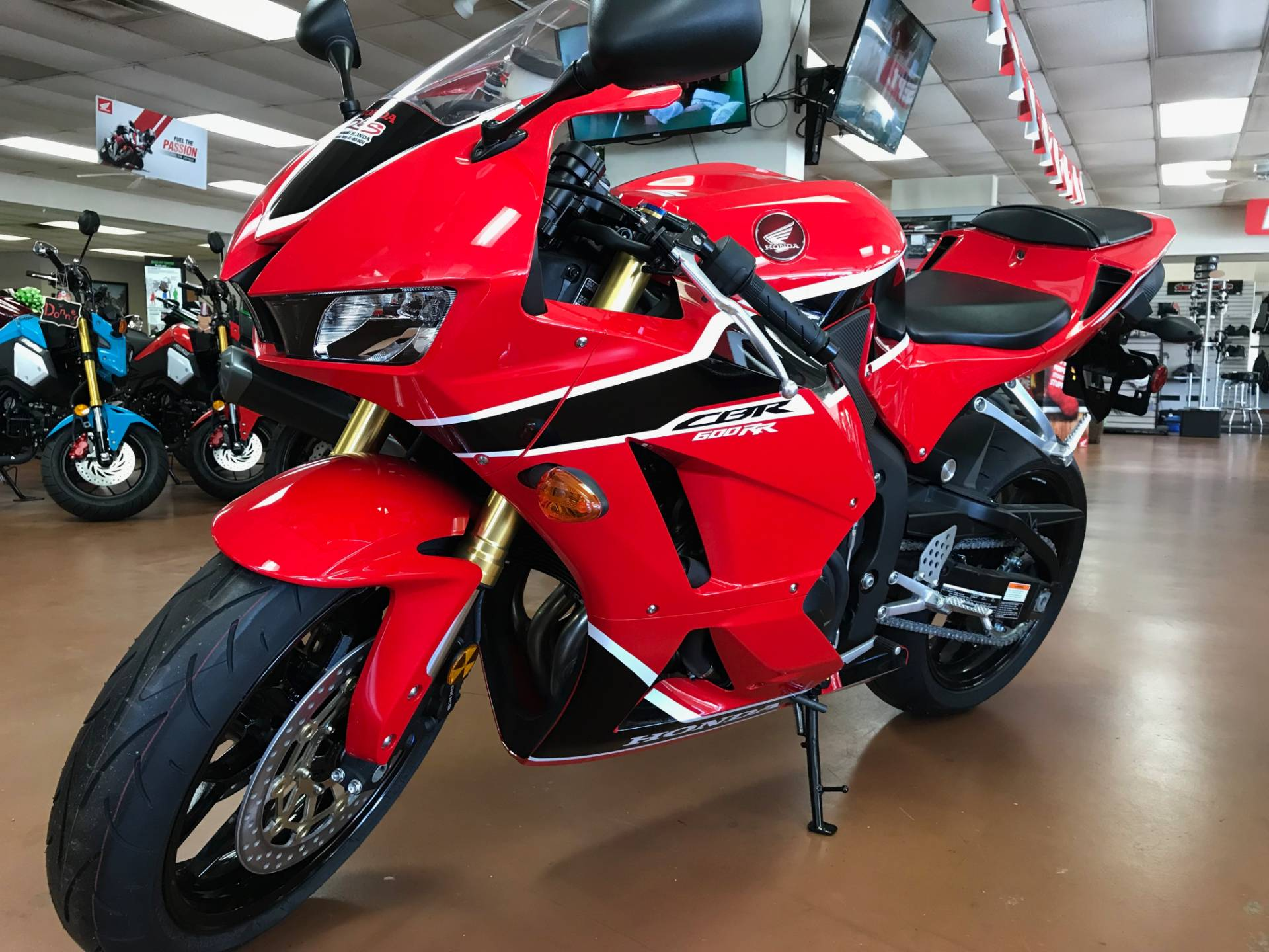 2017 Honda CBR600RR in Arlington, Texas - Photo 3