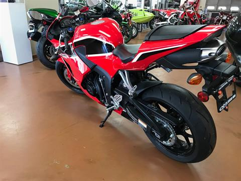2017 Honda CBR600RR in Arlington, Texas - Photo 4