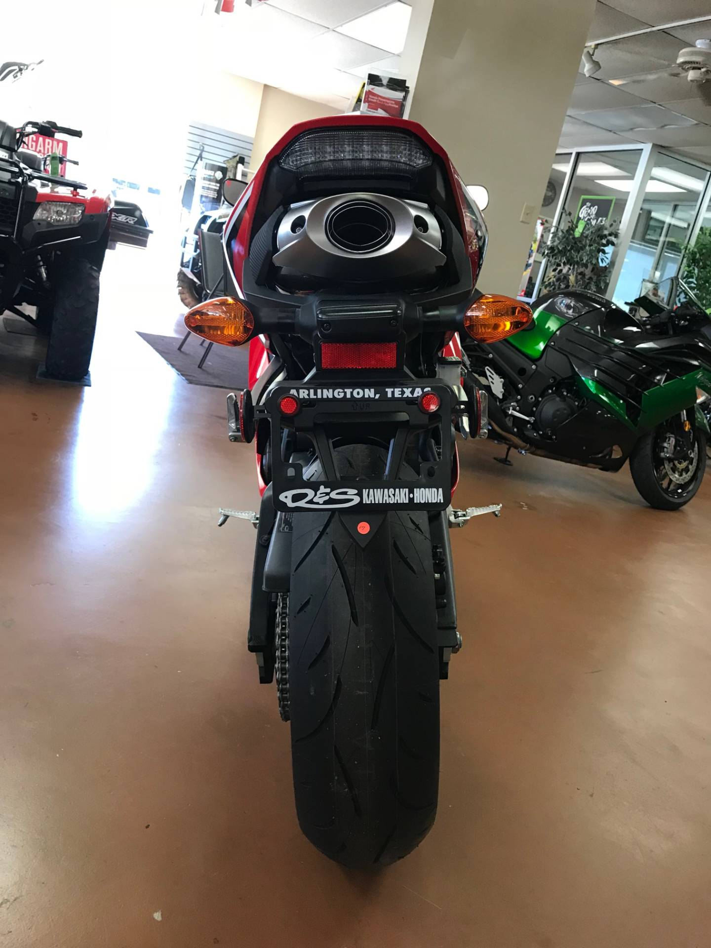 2017 Honda CBR600RR in Arlington, Texas - Photo 5