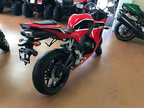 2017 Honda CBR600RR in Arlington, Texas - Photo 6