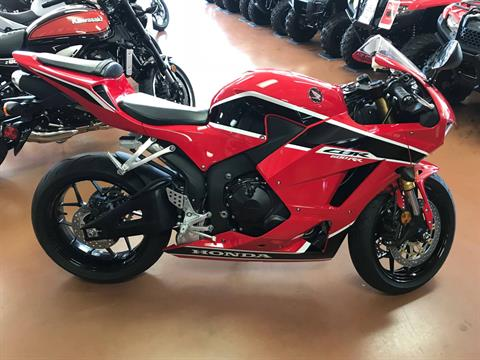 2017 Honda CBR600RR in Arlington, Texas - Photo 7