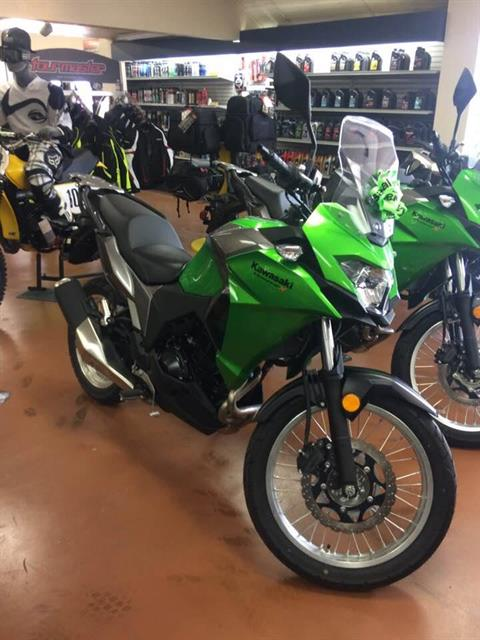 2017 Kawasaki Versys-X 300 in Arlington, Texas